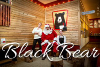 BLACK BEAR CHRISTMAS